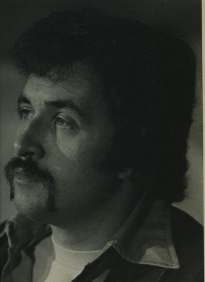Henry Normile, portrait by Leni Sinclair, 1975
