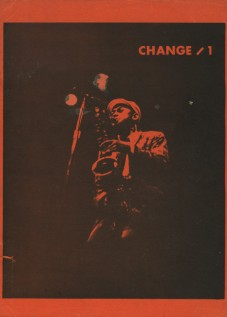 Change detroit artists workshop Leni Sinclair