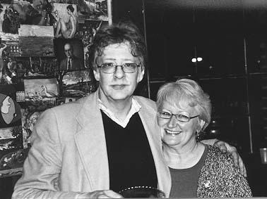 Howard Weingarden and Treena Fannery Ericson