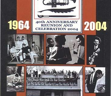 Detroit Workshop 40th anniversary booklet