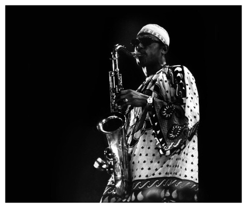 Archie Shepp. Lecco, Italy, 1967.