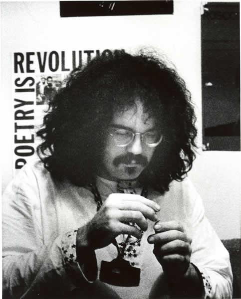 john sinclair poetry